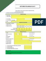 Instrumen Pemantauan an Kualiti Pbs 2012 v2 Terkini
