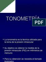 TONOMETRÍ..