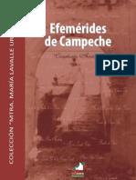 Efemérides de Campeche