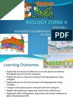 Biology Form 4 Chapter 3 Part 2