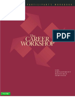 Career Workshop Workbook English