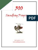 300 Sandbag Workouts Josh Henkin