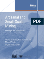 Artisanal and Small-Scale Mining