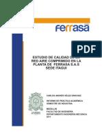 Estudio de Calidad Aire Ferrasa - Informe Practica Academica