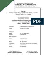 Backup Data MC-01 Pelebaran Jl Tanjung2