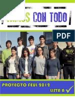 Programa de Gobierno Feul 2012 Vamos Con Todo