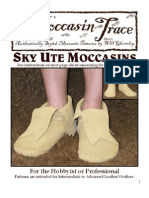 Sky Ute Moccasin Tutorial