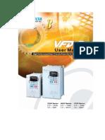 VFD-B Manual Rus Delta