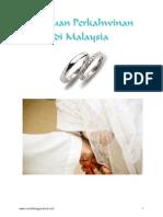 Panduan Perkahwinan Islam Di Malaysia