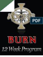Adonis Burn Workout 2.0