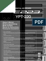 yamaha_YPT220