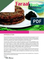 Faraal Recipes