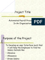 Project Explation PPT