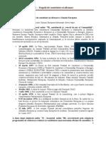 UE - Etapele de constituire şi afirmare