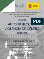 AUTOPROTECCIÓN Y VIOLENCIA DE GÉNERO copia