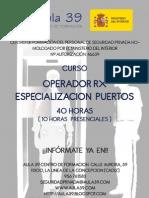OPERADOR RX PUERTOS