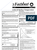 60 Surface Temperature & Luminosity