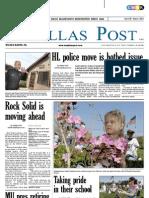 The Dallas Post 04-29-2012