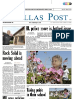 The Dallas Post 04-29-2012