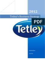 01 Business Strategy Tetley FINAL - Alejandro