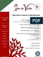Agricultures urbaines en Méditerranée