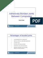 Bonded Joints Presentation