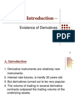 Derivatives Introduction