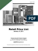 2011_AMSEC_PriceBook