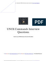Unix Commands Interview Questions 1 2