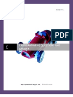 c Objective Questions and Answers PDF