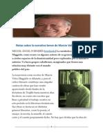 Notas Sobre La Narrativa Breve de Marcio Veloz Maggiolo SCRIBD