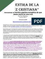 La Mentira de La Cruz