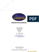 Midas Legend 3000 Manual