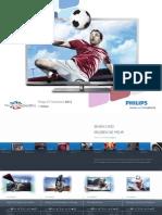Philips TV Sortiment 2012-1 Halbjahr