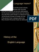 English Language History - Edited