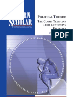 Political Theory - Audible Corse Handbook