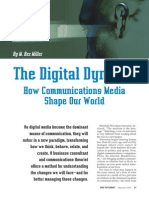 The Digital Dynamic%2c 2005%2c the Futurist