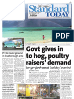 Manila Standard Today - April 30, 2012 Issue