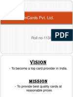 Business of Manufacturing Plastic Cards