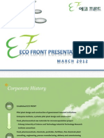 Brief Profile Ecofront