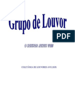 109 Paginas de Louvores Cifrados