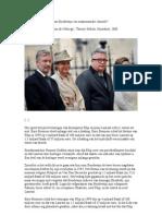Bevatte het testament van Boudewijn een matrimoniale clausule?