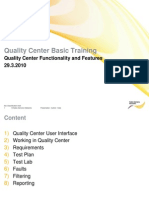 03_Quality Center Functionality and Features