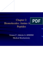 AA Protein Enzyme