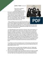 Analysis Bohemian Rhapsody - Queen