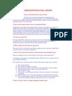 FAQs BioDisc