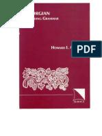 Aronson, Howard - Georgian, A Reading Grammar (Scan + OCR)