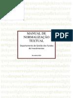 ManualdeNormatizacaoTextualDepartamentodeGestaodosFundosdeInvestimentos