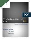 Test Diagnosa LAN