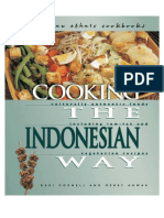 Indonesian Cooking